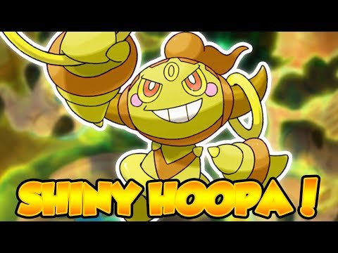 THE SEARCH FOR SHINY HOOPA CONTINUES!! -...