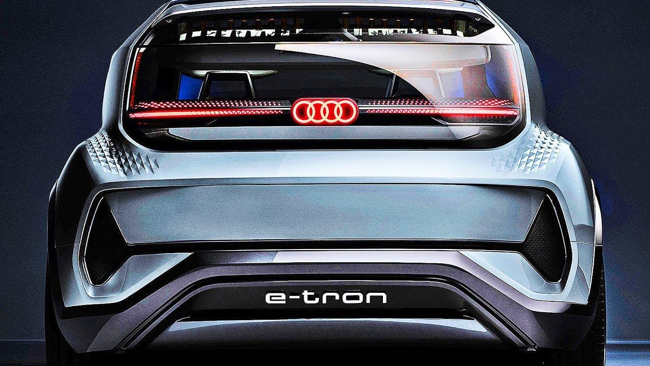 Audi AI:ME concept – Next-Gen Audi Hatchback | Autonomous level 4