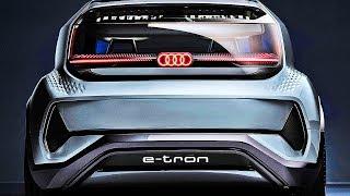 Next-Gen Audi Hatchback – Audi Ai:Me Concept