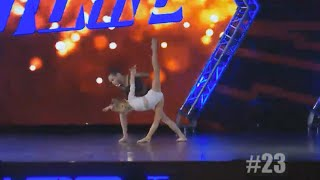Cami and Bella Voorhees - Tears Of An Angel - Evolve Dance Complex