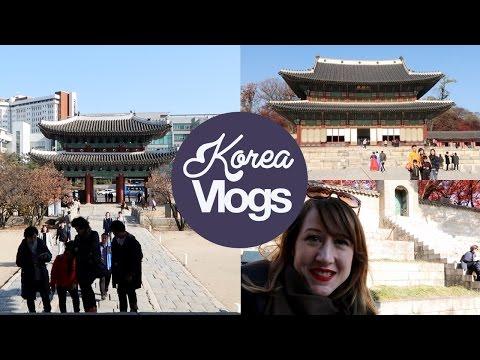 Korea Vlog 4: Changdeokgung Palace