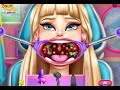 Princess Games - Barbie Ear Throat Surgery