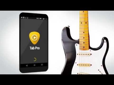 Tab Pro: #1 guitar tab service