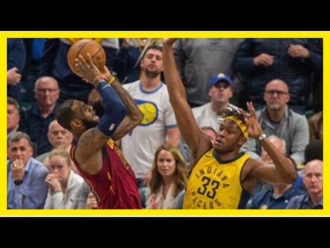 Breaking News | Cleveland Cavaliers beat Indiana Pacers 104-100 in Game 4, even series at 2 games a