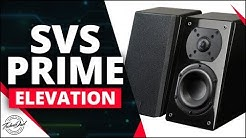 SVS Prime Elevation Speaker Review | The Best Dolby Atmos, DTS:X, Auro 3D Solution!
