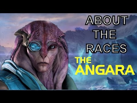 About The Races: Angara