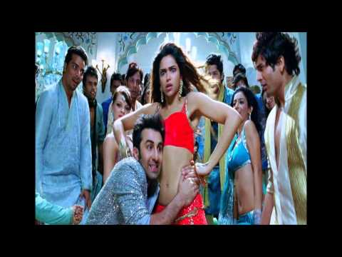 Dilliwaali Girlfriend - Arijit Singh & Sunidhi Chauhan [Yeh Jawaani Hai Deewani 2013]  With Lyrics