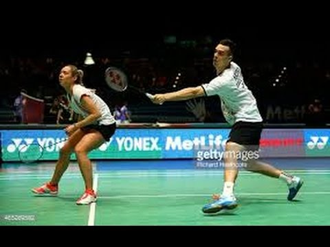 some of the best badminton mixed doubles rallies!