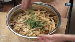 مي شو في رمضان | طريقة عمل ستيك المطاعم مع البطاطس المحمرة
