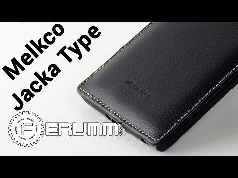 Melkco Jacka Type - подробный обзор кожаного чехла на примере Galaxy Note 4 от FERUMM.COMиз YouTube · С высокой четкостью · Длительность: 2 мин48 с  · Просмотры: более 4000 · отправлено: 10.02.2015 · кем отправлено: FERUMM.COM