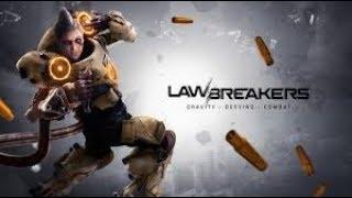 VANGUARD GAMEPLAY (TURF WAR) | LawBreakers
