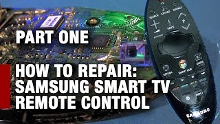Samsung TV Problem! Smart Remote Right Button Faulty PART ONE