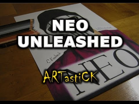 Speed Drawing: NEO UNLEASHED | ARTastiCK
