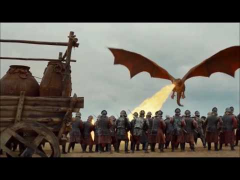 Game of Thrones - Battle of fire by Florin Salam
