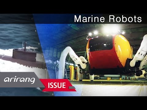 [InsideBiz] Marine robots, changing the ocean industry