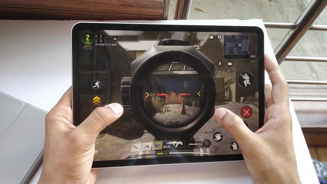 """India - iPad Pro 2020 11"""" Gaming PUBG, COD Mobile with ..."""