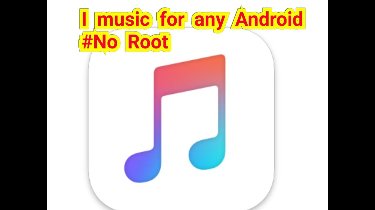 iOS Style Music Player For Any Android Device || No Root|| i music ||