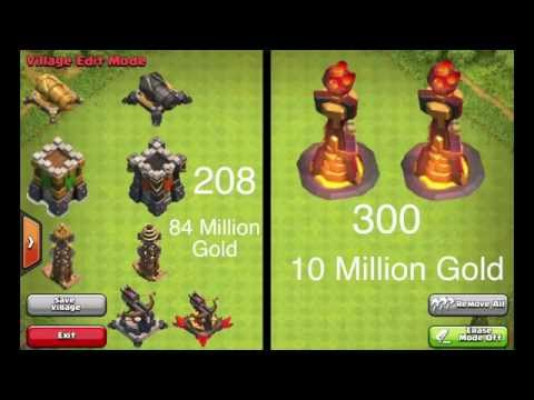 Clash of Clans - Why You Don't Rush Your Town Hall