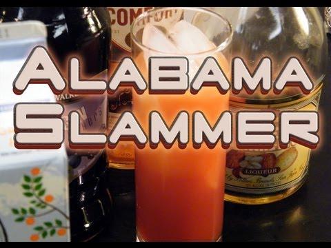 Alabama Slammer Recipe - TheFNDC.com