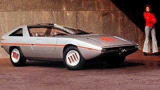 #alfa romeo alfasud caimano 901 1971 #concept car