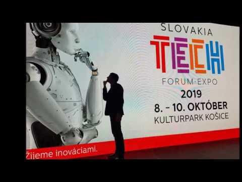 Michel Fornasier - Slovakia Tech Forum 2019 - Premium Speakers