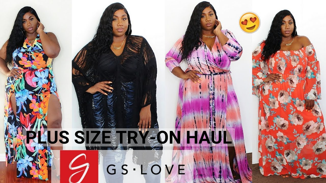 6472907e1c3d I M HERE FOR IT! GS LOVE PLUS SIZE SUMMER TRY-ON HAUL!
