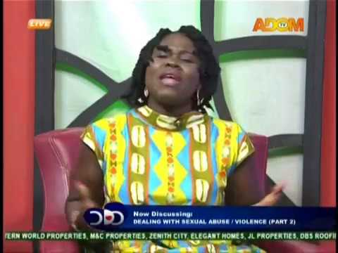 Dealing with sexual abuse/violence Pt3 - Odo Ahomaso (1-12-18)
