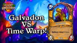 🍀🎲 The Last Kaleidosaur Galvadon VS Time Warp ~ Journey to Un