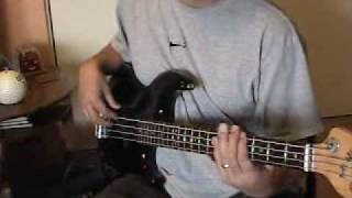 """""""We Are The World""""  (USA For Africa)  Bass Cover"""