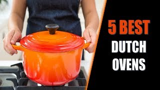 ☑️ Dutch Oven: 5 Best Dutch Ovens In 2018   Dotmart