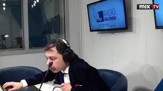 """Депутат Сейма Андрис Морозов в праграмме """"Семь дней и ночей"""" #MIXTV"""