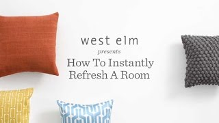 How To: Instantly Refresh A Room