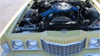 1974 Ford Thunderbird Used Cars Louisville KY