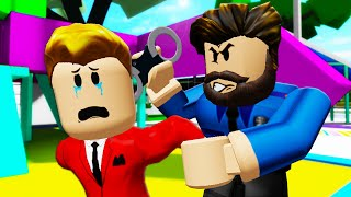 Baby Billionaire Gets Arrested?! (A ShanePlays Roblox Brookhaven RP)