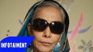 Pemeran Kalyani Devi Neneknya Jangdis Dalam Serial Andhini di Antv