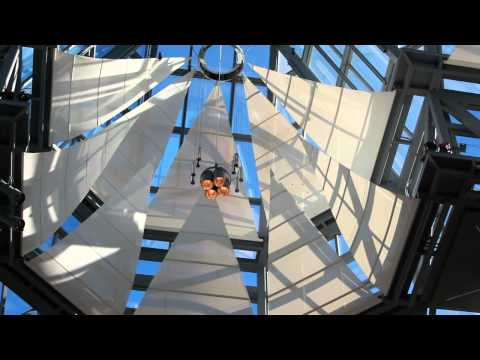 """Tour of the National Gallery of Canada with Moshe Safdie """"The Great Hall"""""""