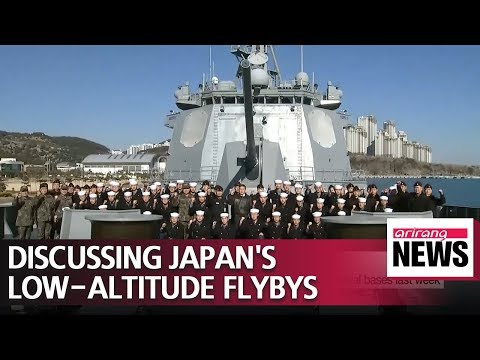 Japan's low-altitude flybys could be discussed at naval symposium: Defense ministry