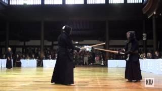 110th Kyoto Taikai — Hanshi no Bu