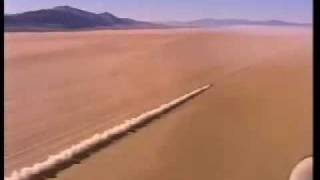 Thrust SSC | SSC | Thrust SSC : Breaking The Sound Barrier