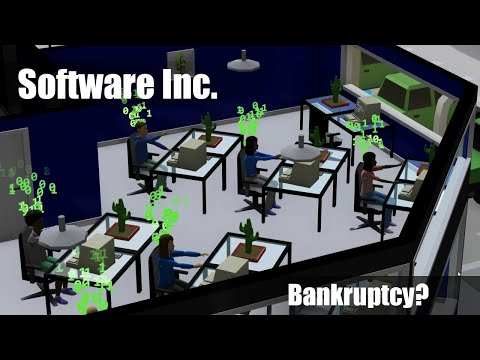 HEADING FOR BANKRUPTCY | SpookVooper Inc. | Software Inc. #8