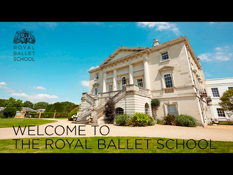 Welcome to The Royal Ballet School