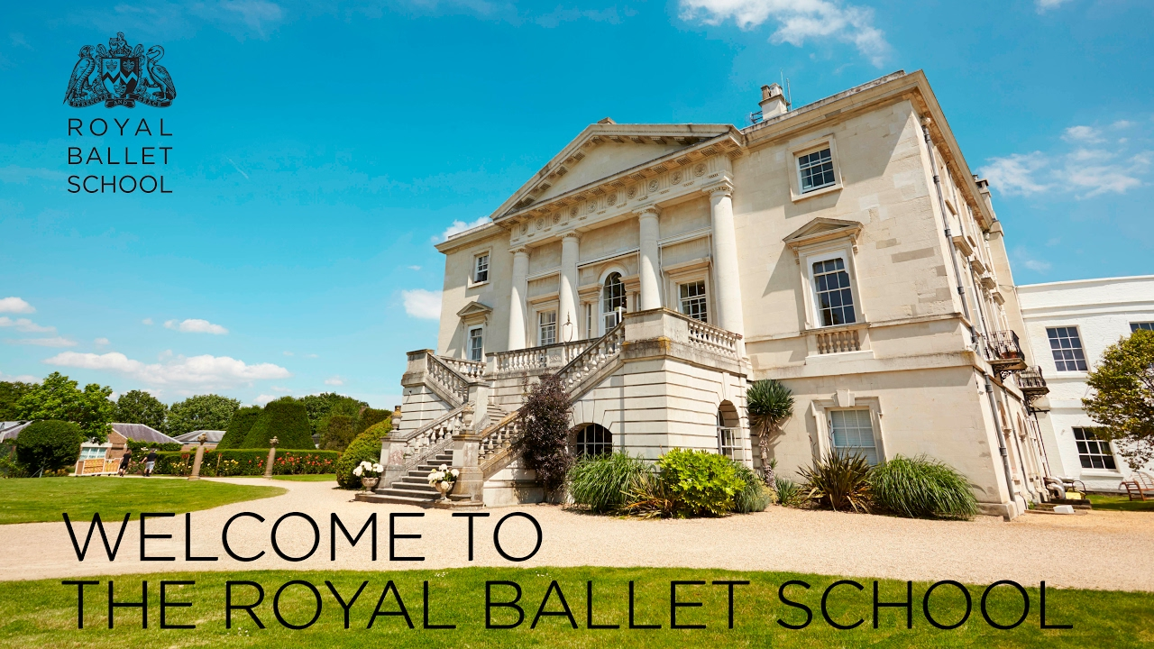 Home - The Royal Ballet School