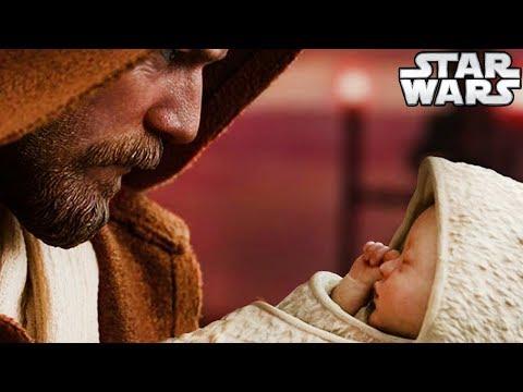 Why Obi-Wan DIDN'T Change Luke's Last Name - Star Wars Explained