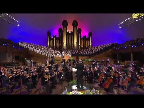 Holding Hands Around the World - Mormon Tabernacle Choir