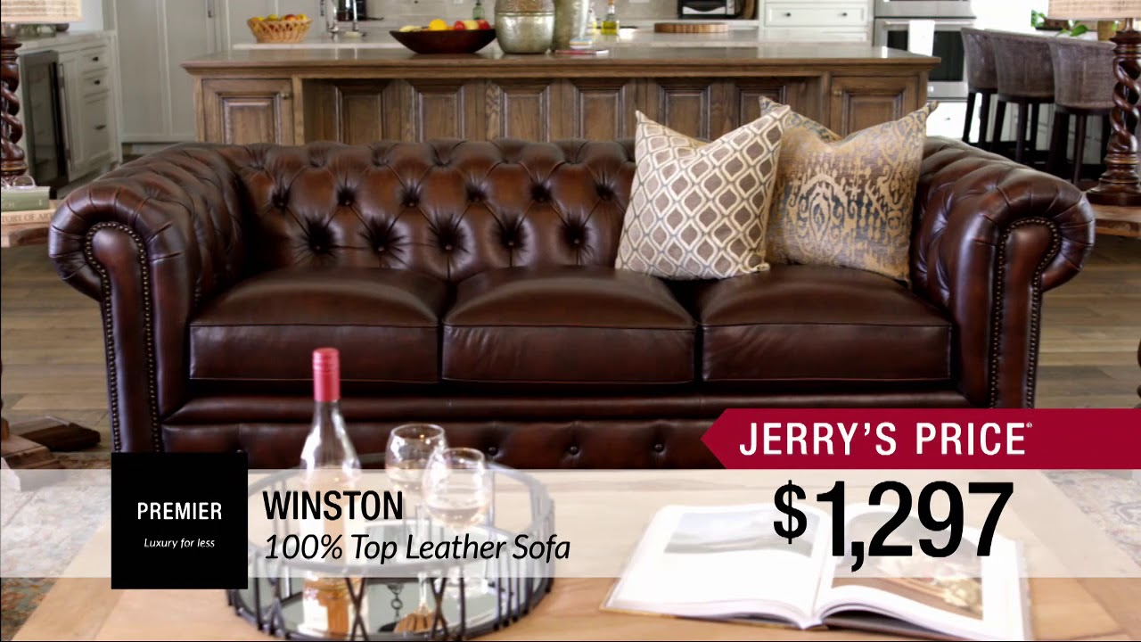 Jerome S Furniture Premier Same Luxury For Less