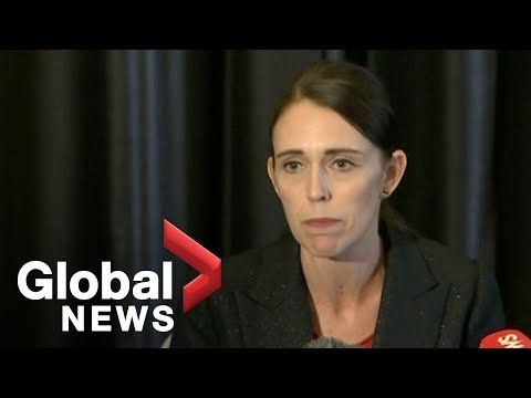 New Zealand shooting: PM reacts to 'extreme and unprecedented violence'