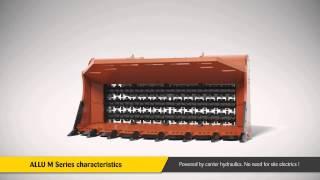 Video still for ALLU Transformer Screener Crusher - M-Series Animation