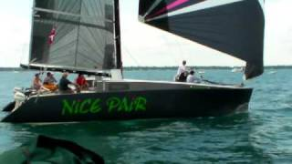 Point Loma Outfitting Presents OTW Anarchy From 2009 Pure Michigan Bayview Mackinac Race - Nice Pair