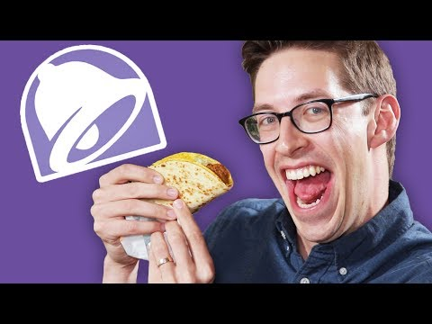 Keith Eats Everything At Taco Bell