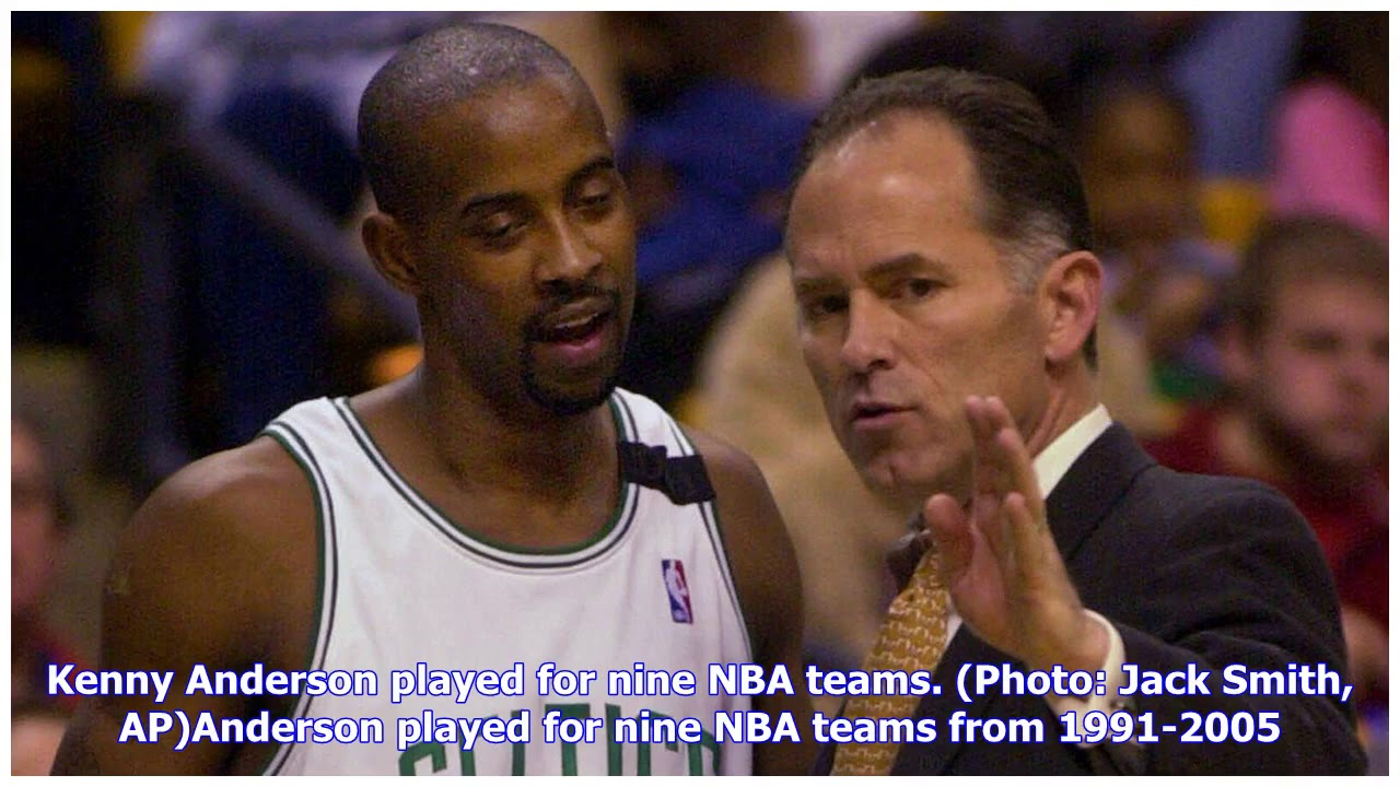 Kenny Anderson, Fisk University coach and former NBA All-Star, suffers stroke
